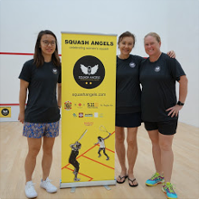 2018 Squash Angels Tournament